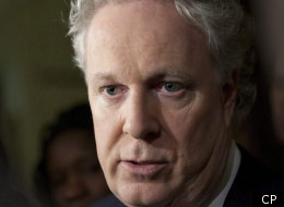 Jean Charest met déjà la table