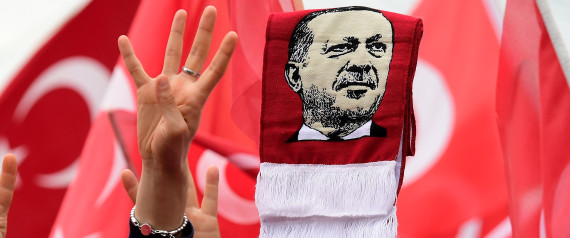 ERDOGAN COLOGNE