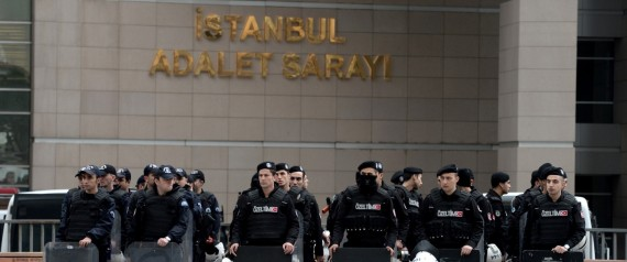PROSECUTORS IN TURKEY