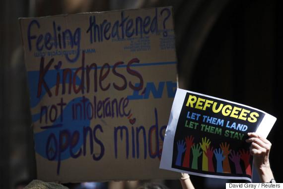 nauru refugees
