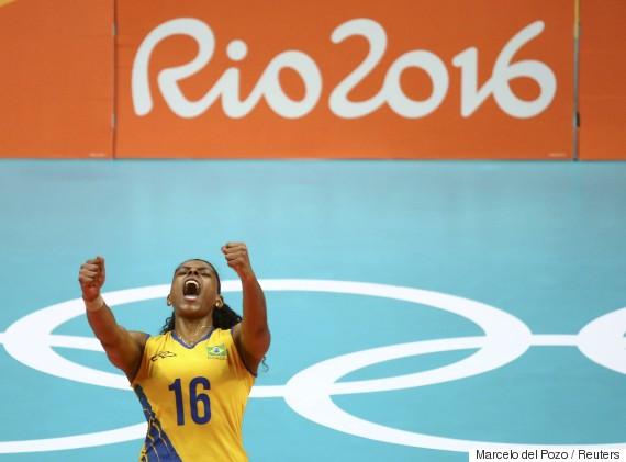 volleyball brazil