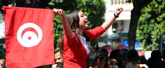 TUNISIA WOMAN