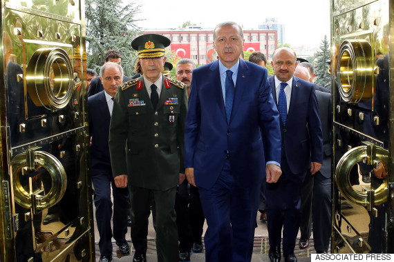 erdogan military july 2016