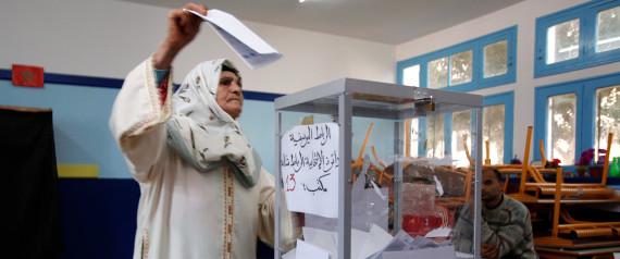 VOTE MOROCCO