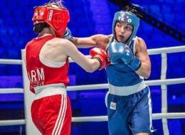 Sarah Ourahmoune, la championne qui a trouvé une solution pour que les mamans fassent de la boxe