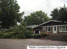 1700 personnes privées d'électricité à Québec