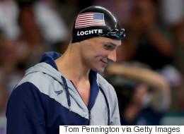 La piscine olympique a donné un nouveau look à Ryan Lochte