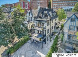 Cette maison hallucinante est cachée au coeur de Montréal (PHOTOS)