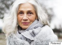 15 manières de styler vos cheveux gris