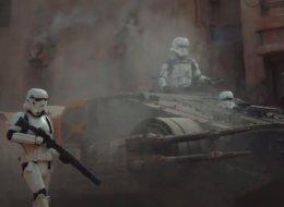 Arrêtez tout et écoutez la bande-annonce de «Rogue One: A Star Wars Story» (VIDÉO)