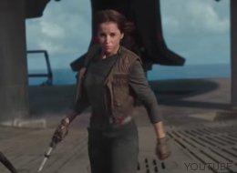 El tráiler oficial de 'Star Wars Rogue One' esconde una sorpresa al final