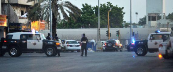 SAUDI POLICE