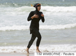Cannes interdit le burkini