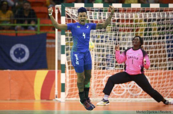 brazil women handball