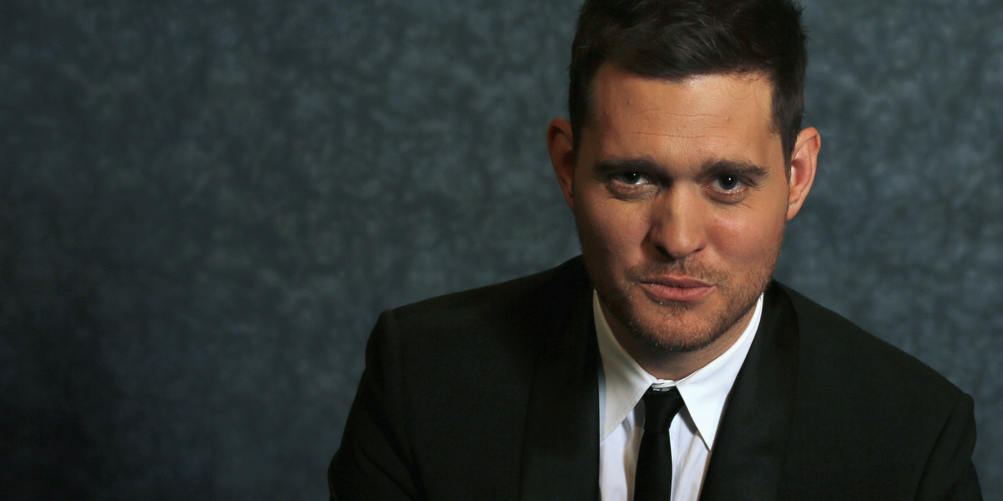 michael buble calls himself the babysitter when solo parenting