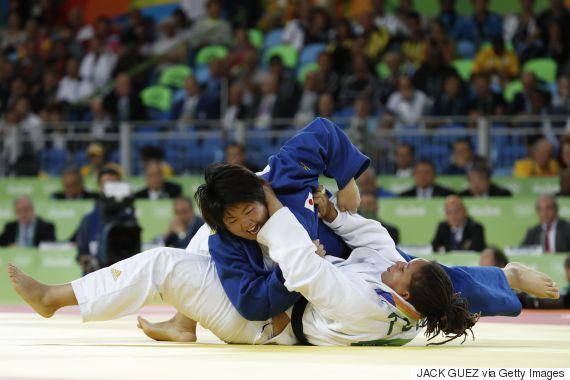 yamabe judo rio