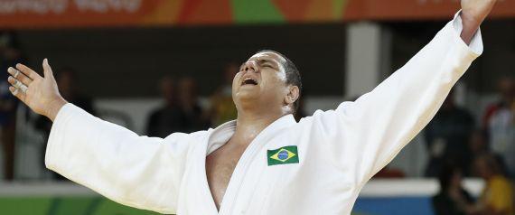 RAFAEL SILVA RIO 2016