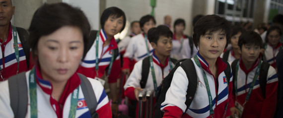 NORTH KOREA OLYMPIC