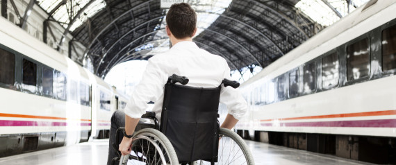 WHEELCHAIR TRAIN