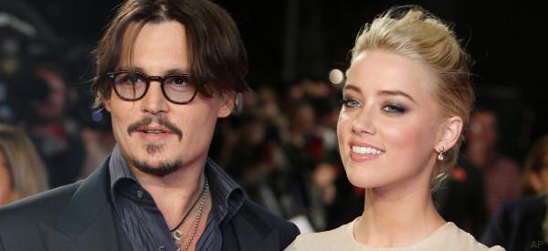 Depp grida e tira calci nel video girato dalla ex moglie Amber