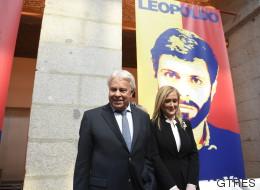 La reacción de Felipe González a la condena de Leopoldo López