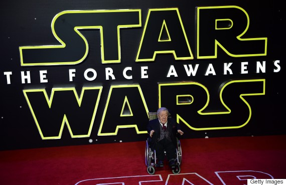 R2-D2 Actor Kenny Baker Dies at 81