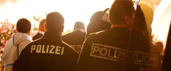 POLICE GERMANY