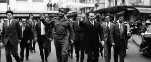 Fidel Castro Alger 1970