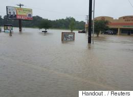 Inondations en Louisiane: treize morts et 40 000 maisons sous l'eau