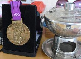 El tiempo también pasa por las medallas