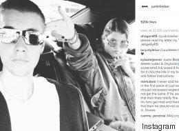 Les fans de Justin Bieber sont en colère contre sa nouvelle blonde