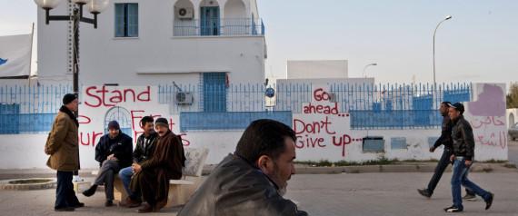 DESESPERATE TUNISIAN