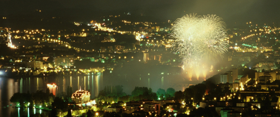 FIREWORKS IN FRANCE