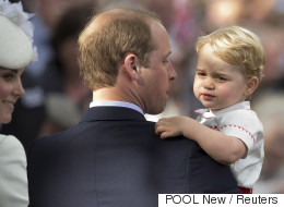 Looks Like Kate And Wills Are Bringing The Kids To Canada