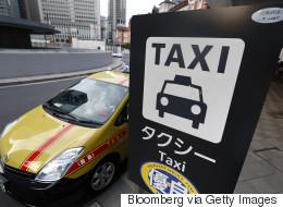 Japon: une course de taxi qui finit en prison