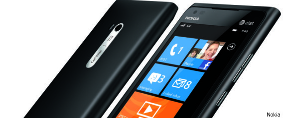 Nokia Lumia 900 Smartphone Att Windows Phone Micro
