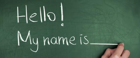 TEACHER WRITING NAME