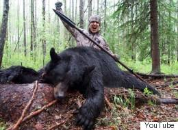 No Charges For Hunter Who Filmed Himself Killing Bear In Alberta