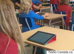 iPad à l'école Le Sommet : le programme sera réévalué