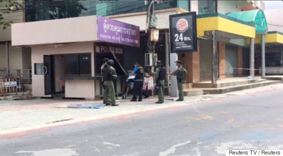 thailand bomb