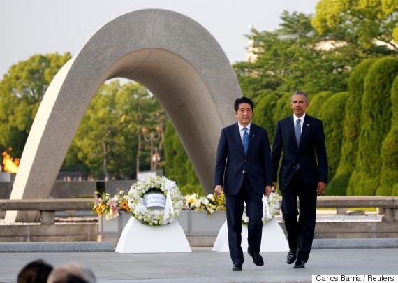shinzo abe obama