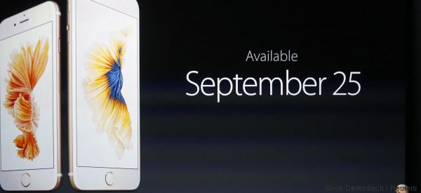Gerüchte: Wird das neue iPhone 7 endlich wasserfest?