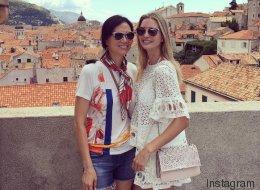 Les vacances croates d'Ivanka Trump avec l'ex-femme de Rupert Murdoch (PHOTOS)