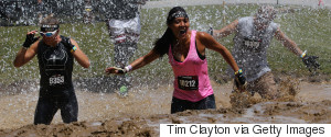 SPARTAN RACE MUD