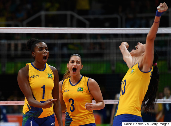 volleyball brazil