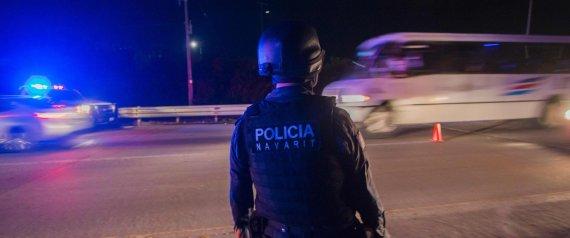 POLICIA DE MEXICO