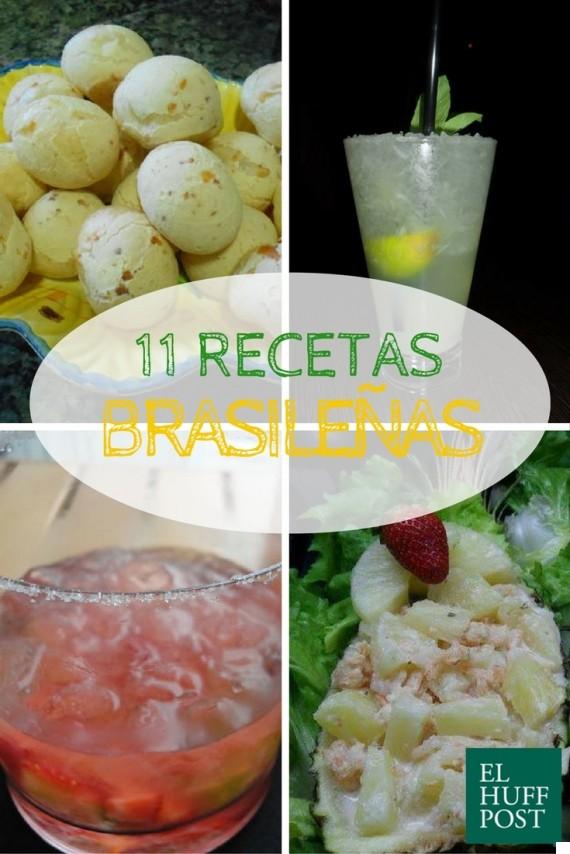 recetas brasil