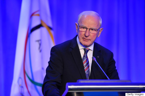 Top Irish Olympic Official Patrick Hickey Held in Rio Over Ticket Touting