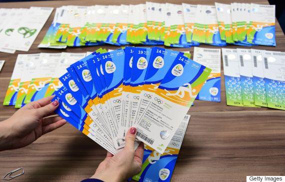 olympics tickets