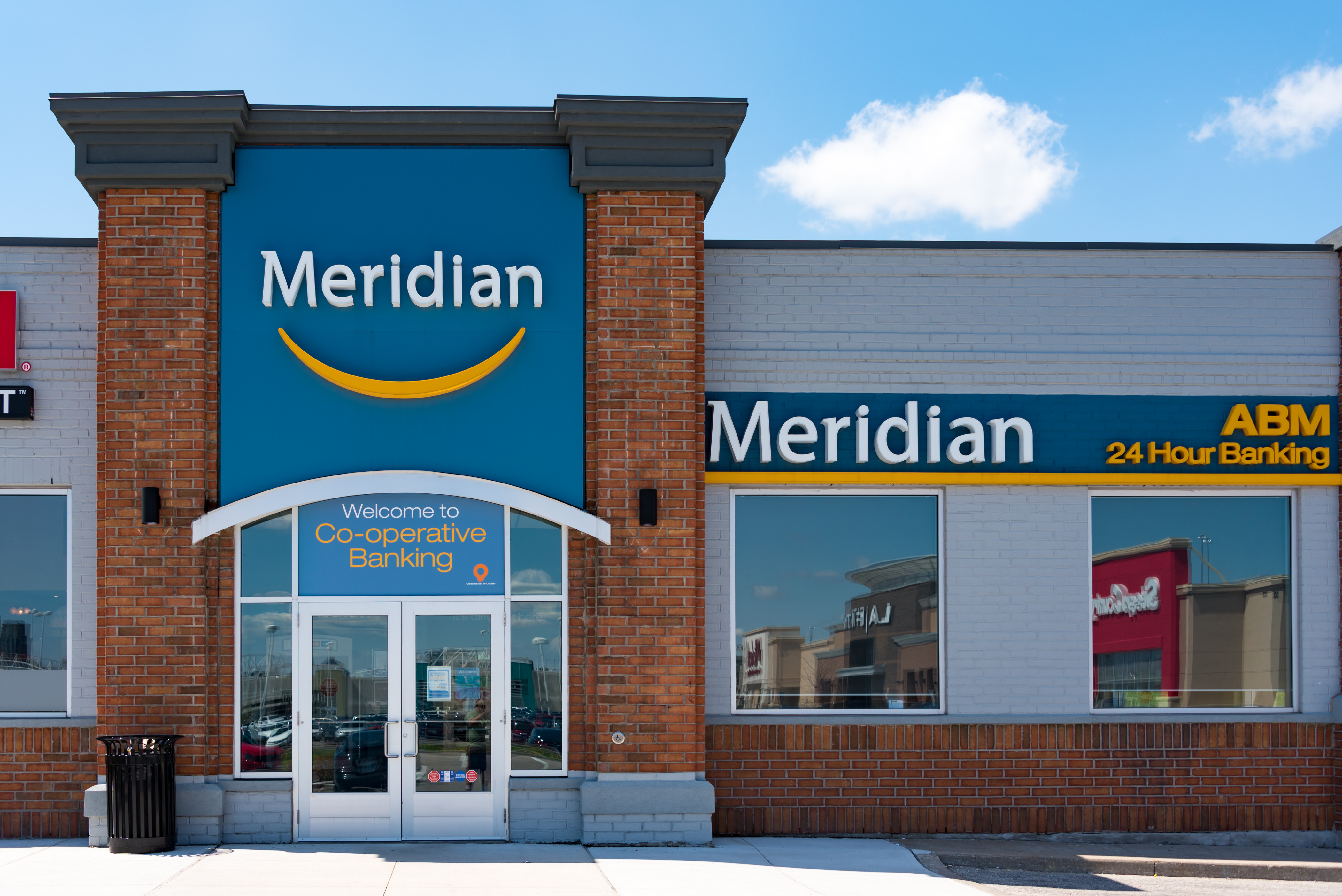Meridian vows not to be 39 hostage to earnings 39 as it for Banc meridienne